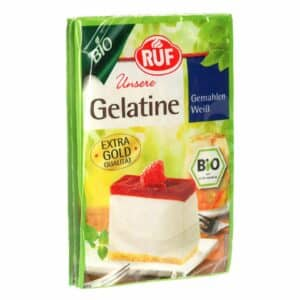 RUF Bio Gelatine gemahlen 27 g V01