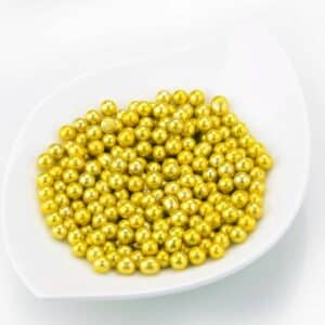 Goldperlen groß, Zucker 50 g
