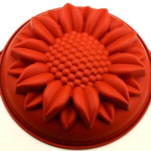 Silikonform groß Sonnenblume V01