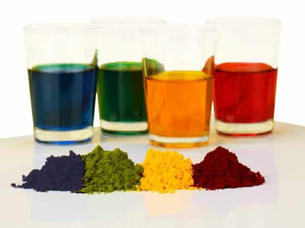 Lebensmittelfarbe Pulver 4x 20 g