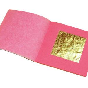 Blattgold 5x5cm