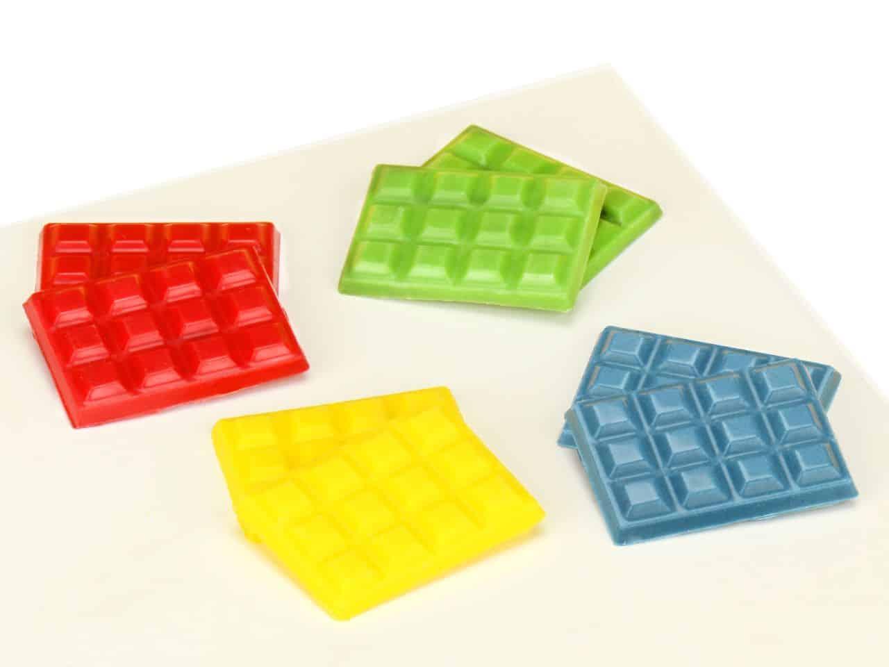 Lebensmittelfarbe 4er Set fettlöslich 40 g
