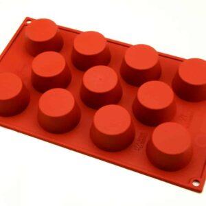 Silikonform Mini-Muffin V01