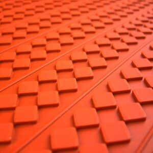 Relief-Matte Chess 40x60 cm