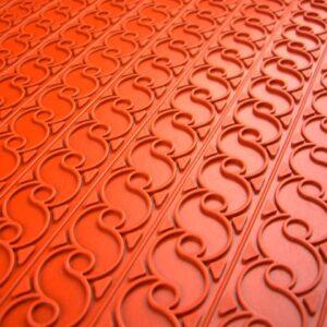 Relief-Matte Frieze 30x40 cm