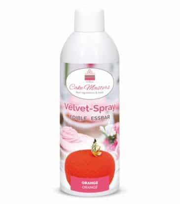 Velvet-Spray orange 400 ml