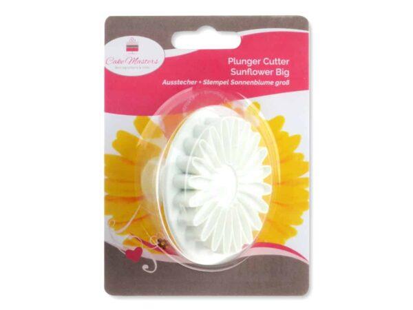 Ausstecher + Stempel Sonnenblume groß V2