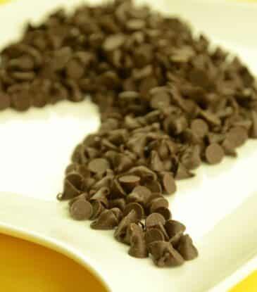 Schokoladentropfen Zartbitter 200 g