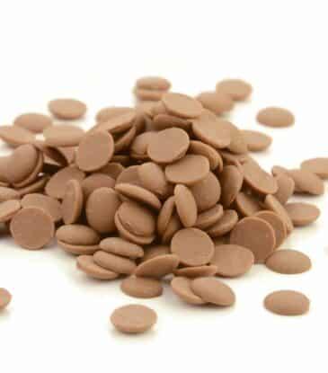 Bio Peru Edel-Vollmilch-Kuvertüre 41% 2,5 kg
