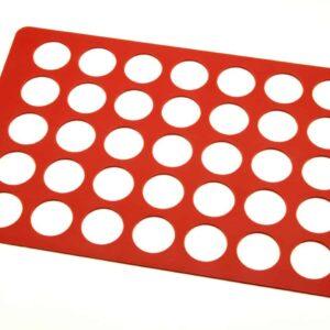 Silikonrahmen für Aufleger Kreis