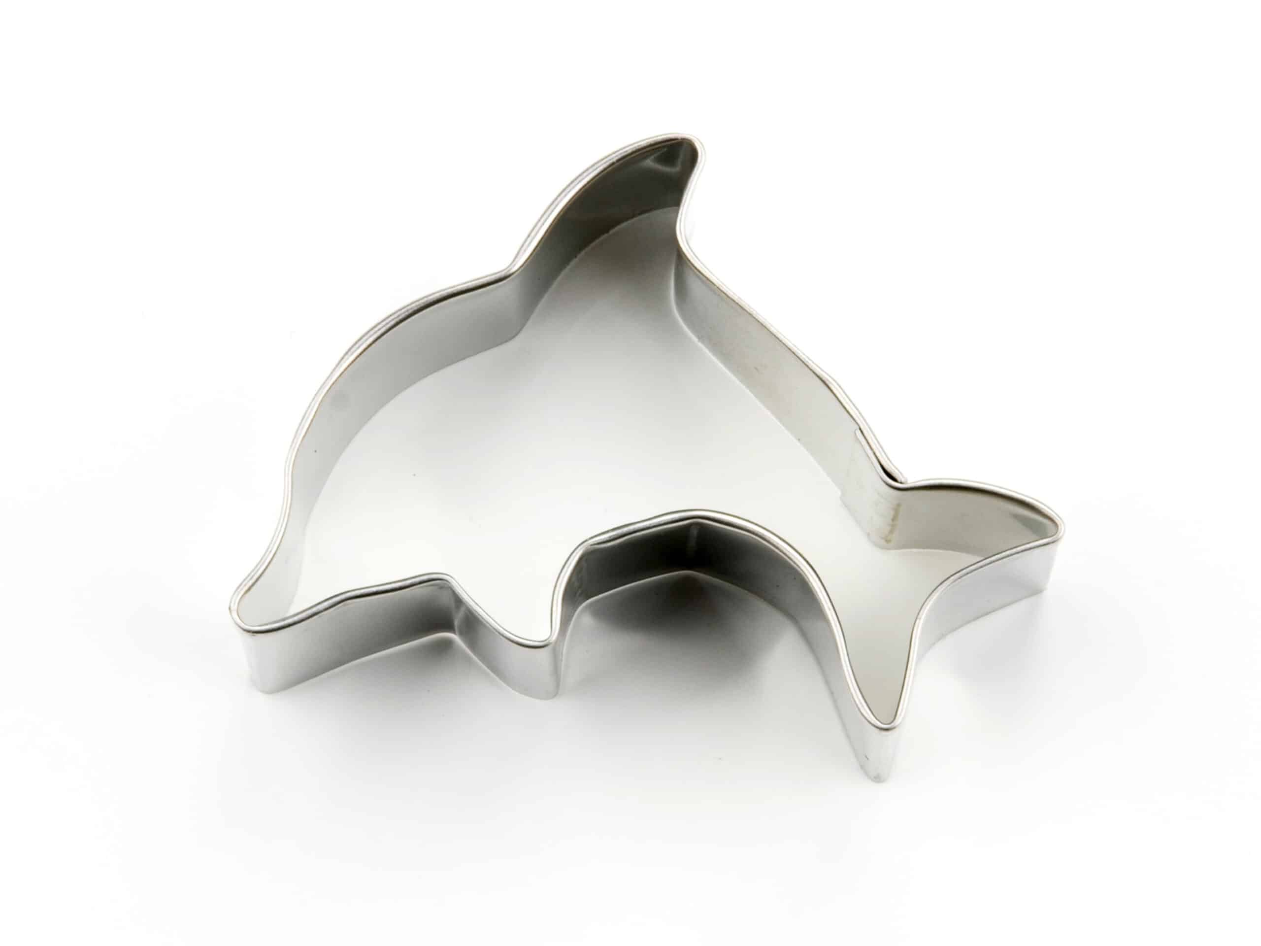 Ausstecher Delphin 6,5 cm