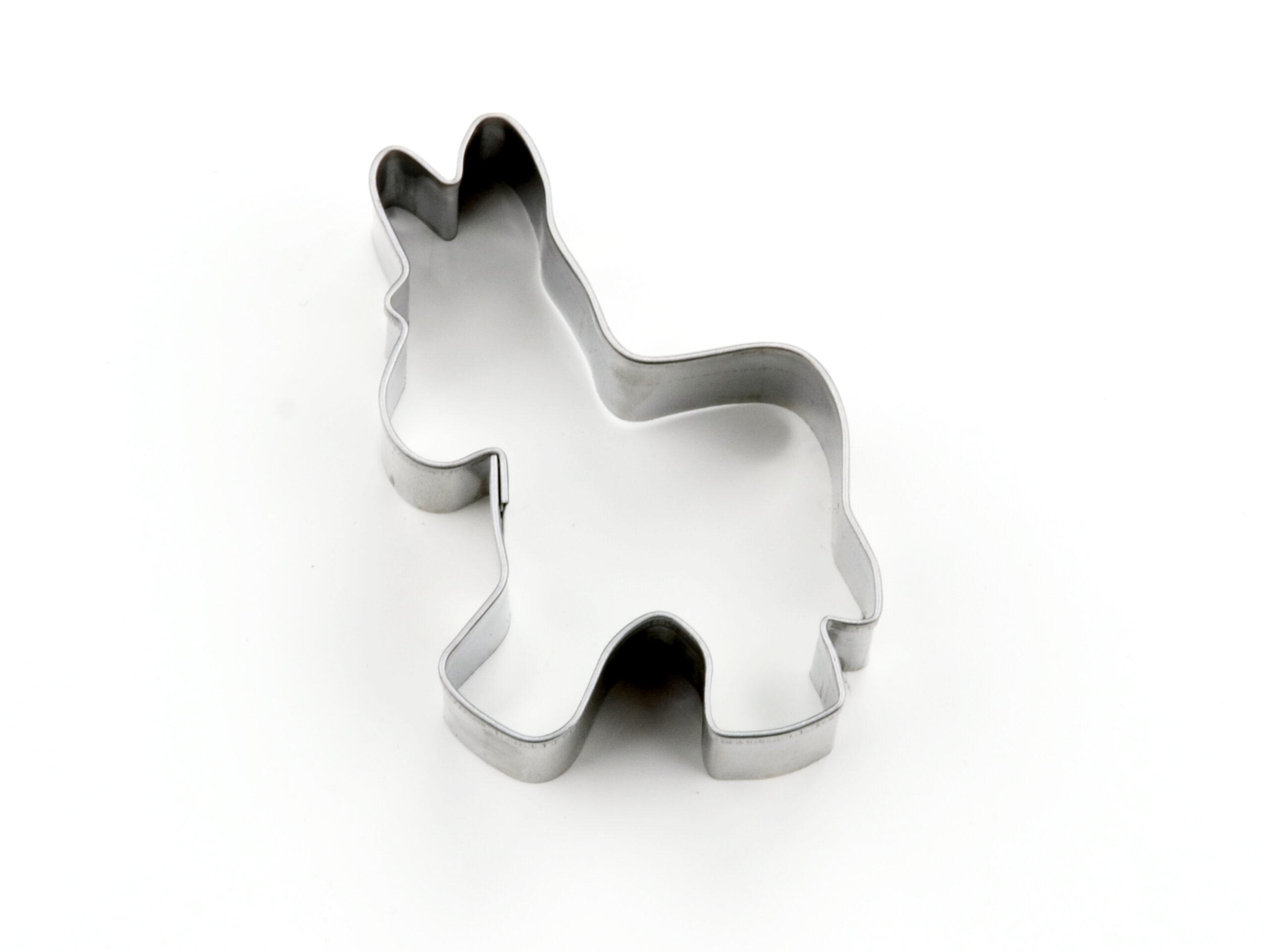 Ausstecher Esel 5 cm