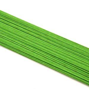 Blumendraht grün 20G 50 Stück V01