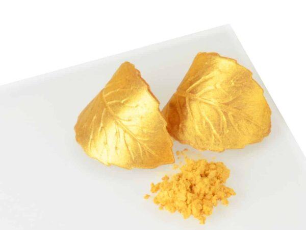 Lebensmittelfarbe Gold light 10 g V01