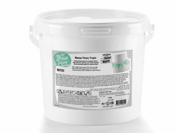 Massa Ticino Tropic weiß 7 kg V02