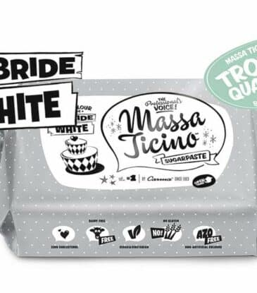 Massa Ticino Tropic weiß 250 g