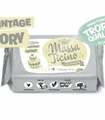 Massa Ticino Tropic elfenbein 250 g