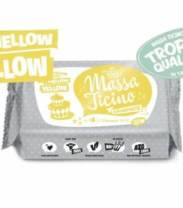 Massa Ticino Tropic gelb 250 g