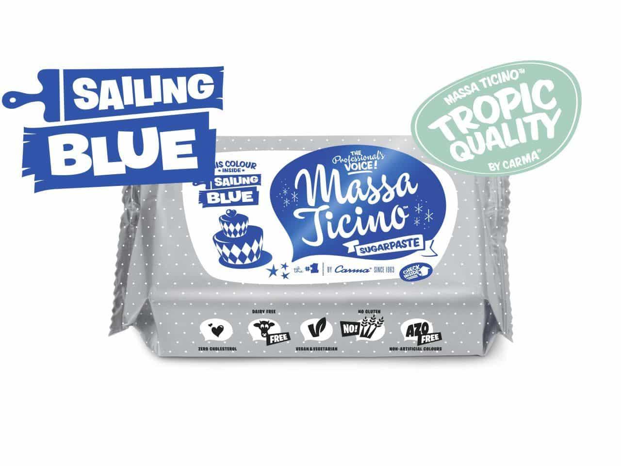 Massa Ticino Tropic blau 250 g V02