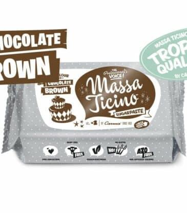 Massa Ticino Tropic braun 250 g