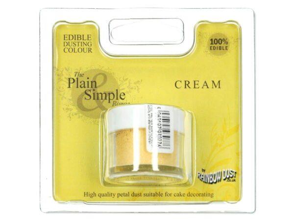 Puderfarbe Cream 5 g V02