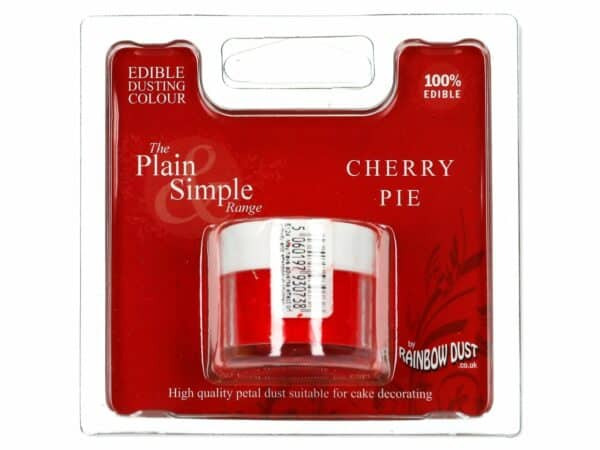 Puderfarbe Cherry Pie - Red 2,5 g V02