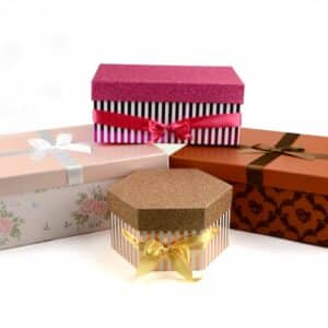 Geschenkkarton-Set 4er V01