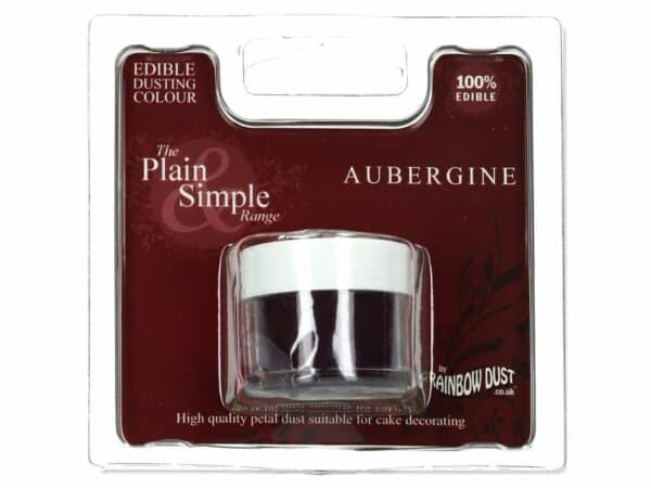 Puderfarbe Aubergine 3 g V02