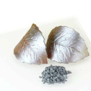 Puderfarbe Metallic Dark Silver 3 g V01