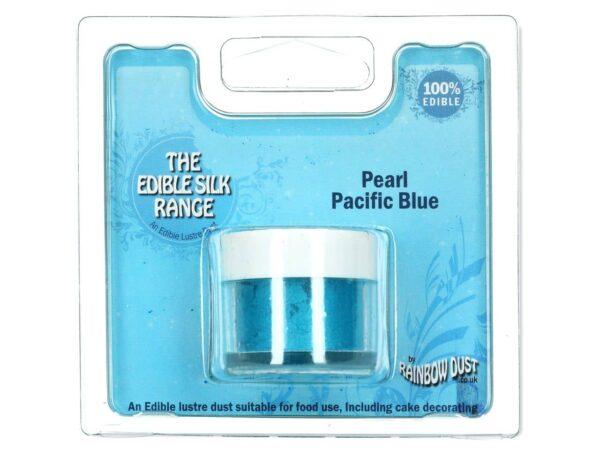 Puderfarbe Pearl Pacific Blue 3 g V02