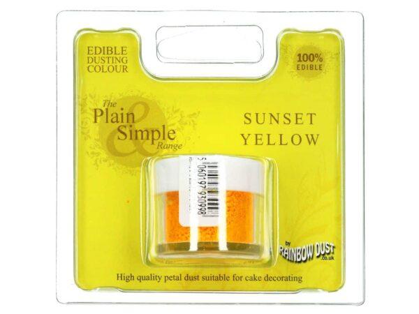 Puderfarbe Sunset Yellow 3,5 g V02