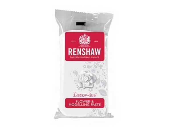Renshaw Blütenpaste weiß 250 g