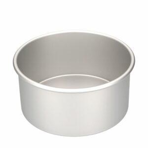 Backform rund, tief, für Torten 20x10 cm V01