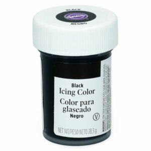 Lebensmittelfarbe Gel Black 28 g