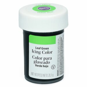 Lebensmittelfarbe Gel Leaf Green 28 g