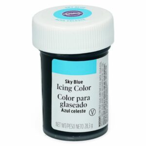 Lebensmittelfarbe Gel Sky Blue 28 g