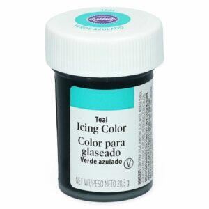 Lebensmittelfarbe Gel Teal 28 g
