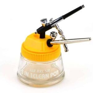 Airbrush Reinigungsbehälter V01
