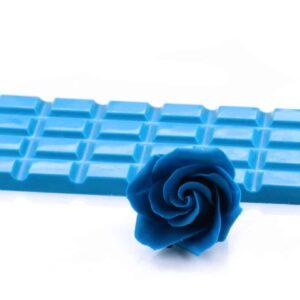 Modellier-Schokolade Blau 600 g V01