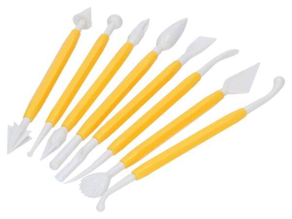 Modellierwerkzeug Set 8tlg. V01