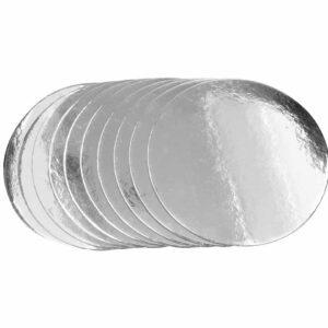 Silver Plate silber glänzend V01