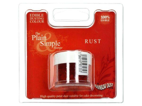 Puderfarbe Rust 3 g V02