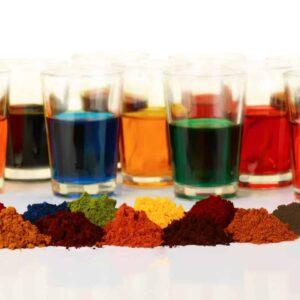 Lebensmittelfarbe Pulver 11er