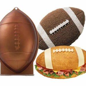 Wilton First & Ten Football Cake Pan V01
