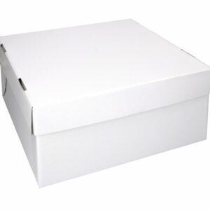 Tortenkarton weiß 31 cm 5er Set