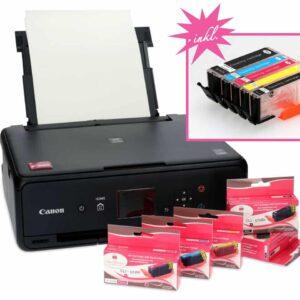 Zertifizierter Lebensmitteldrucker Komplett-Set + Reinigungsset V02