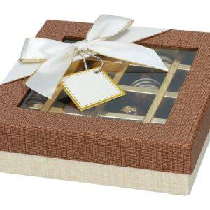 Chocolate Case Treasure für 16 Pralinen