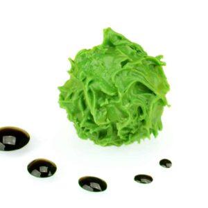 Lebensmittelfarbe öllöslich grün 20 g