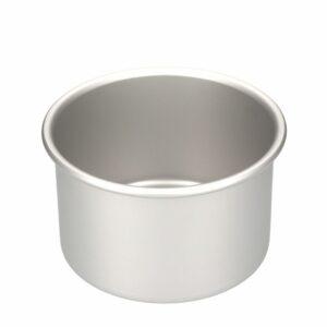 Backform rund, tief, für Torten 17,5x10 cm V01