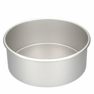 Backform rund, tief, für Torten 22,5x10 cm V01